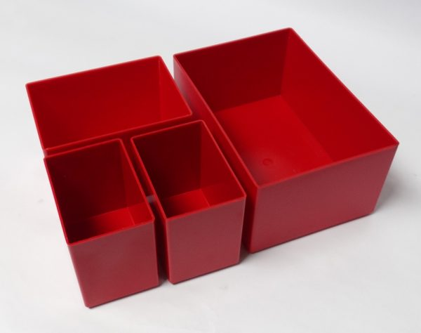 Removable drawers 50