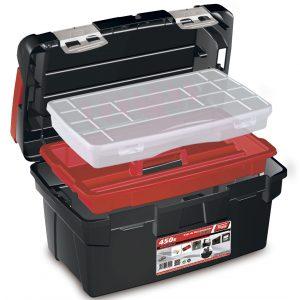 1 caja de herramientas de plastico y aluminio 300x300 - Gama Profesional
