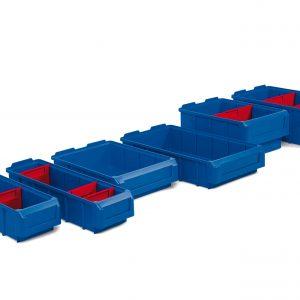 1 cajoenes estanterias 300x300 - Cajones y separadores para estanterías