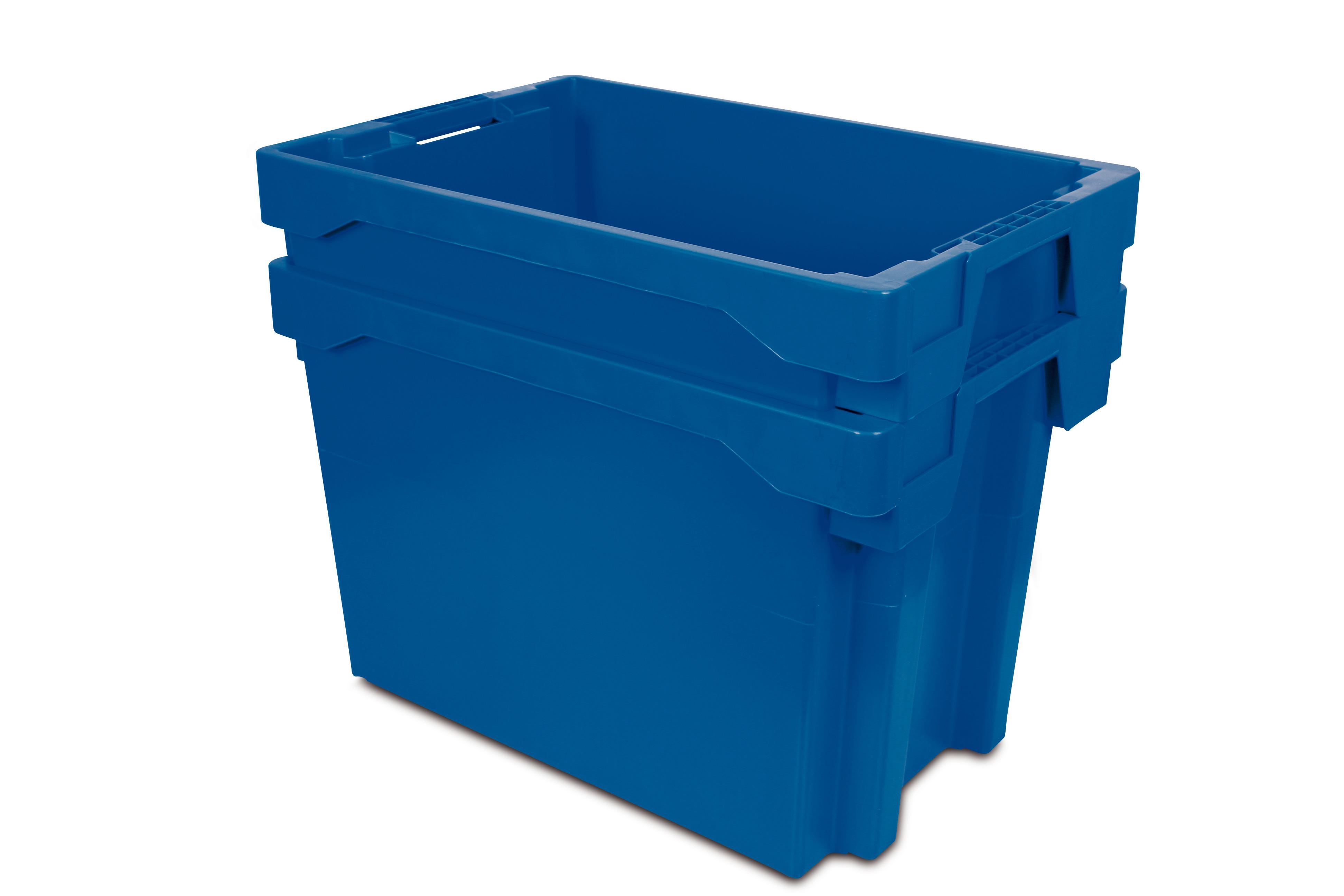 1 euro cajas para almacen y tranporte - Cajas de almacenaje | Cajas apilables | Cajas de plástico
