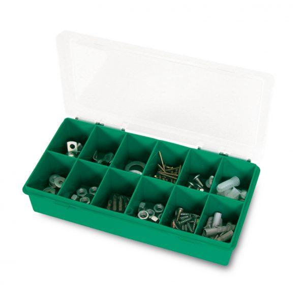 Estuche con separadores fijos mod. 11-12