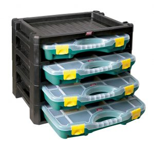 1 multibox 300x300 - Kit estantería de plástico