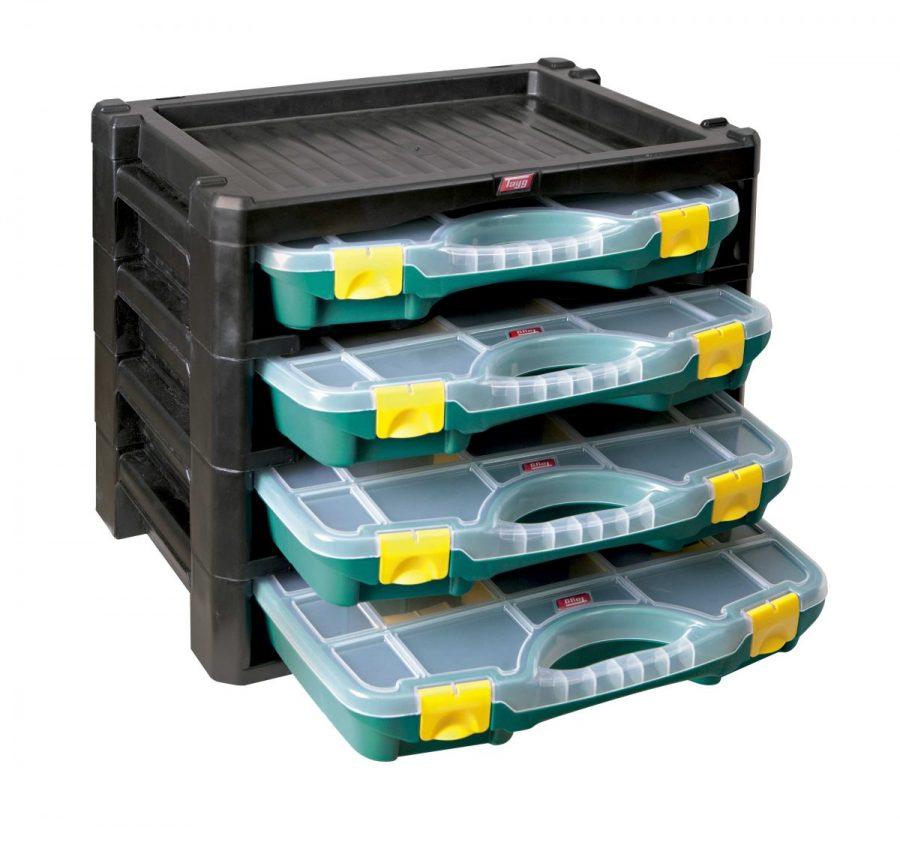 Caja organizadora multibox