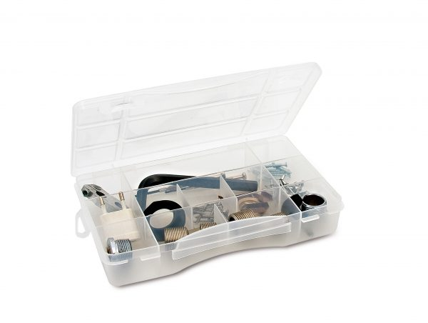 Organiser case with fixed dividers mod. 240-12