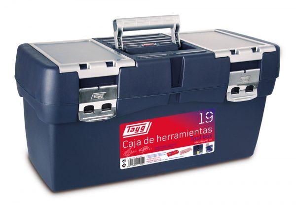 Cajas de herramientas de plástico mod. 15-19