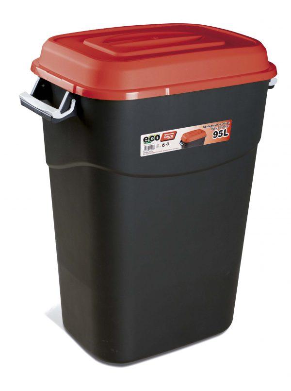 12 ecotayg contenedores 600x805 - Contenedor residuos 95L