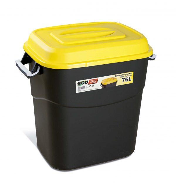 13 ecotayg contenedores 600x637 - Contenedor residuos 75L - 50L