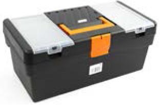 2 caja de herramientas coleccion basica toolbox 16 - Caja de herramientas colección básica mod. Toolbox