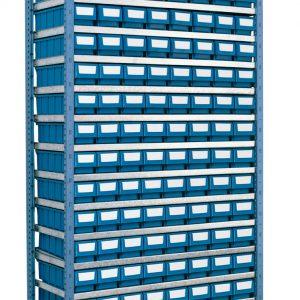 2 kit estanterias metalicas 300x300 - Kit estanterías metálicas
