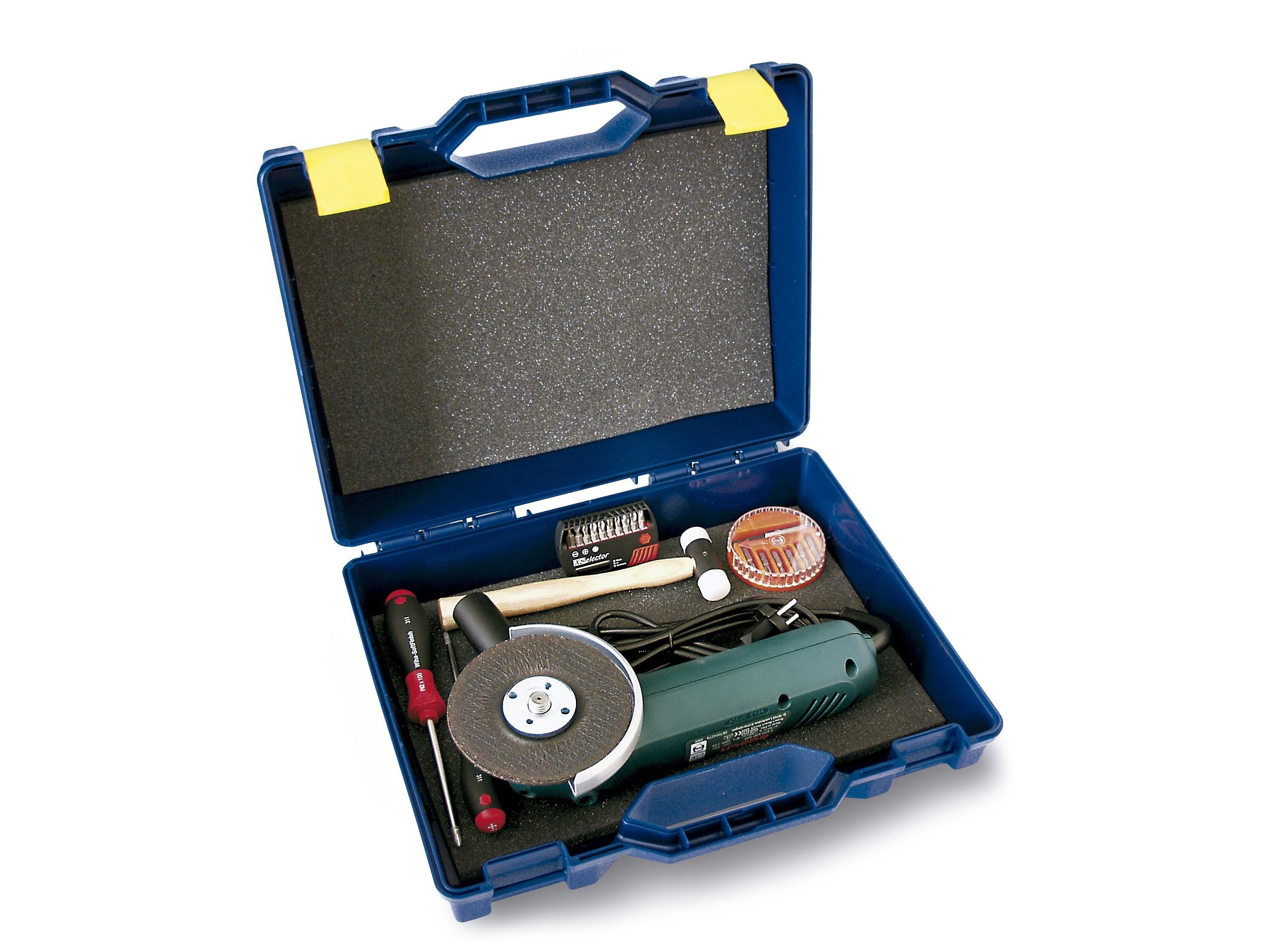 2 maletas herramientas electricas - Maletín de herramientas