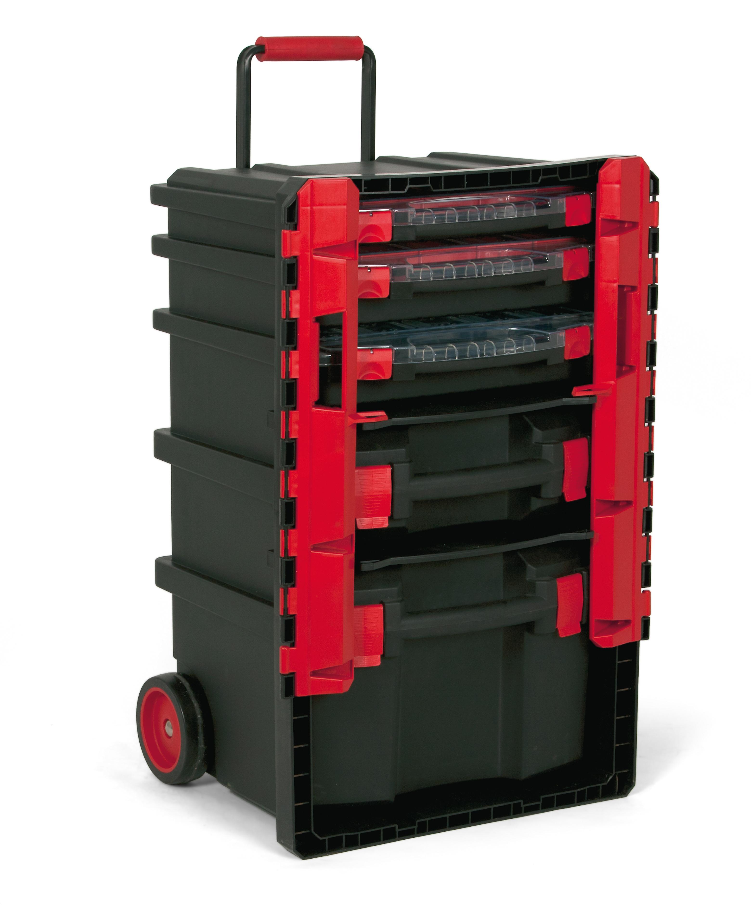 2 trailbox pro - Carros y Trolleys de Herramientas
