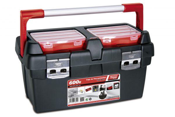 3 caja de herramientas de plastico y aluminio 600x400 - Cajas de herramientas de plástico y aluminio mod. 600