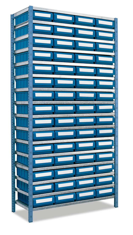 Kit estanterías metálicas mod. 401-402