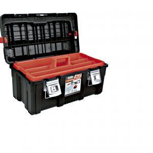 4 caja de herramientas de plastico y aluminio 300x300 - Gama Profesional