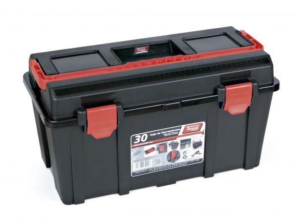 4 caja herramientas plastico 600x444 - Cajas de herramientas de plástico mod. 30-33