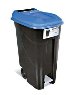 Contenedor residuos 80P