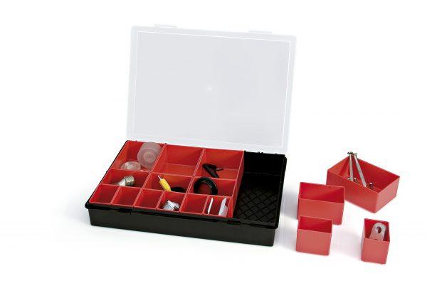 Estuches con cajones extraíbles mod. 330-50