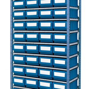 4 kit estanterias metalicas 300x300 - Kit estanterías metálicas