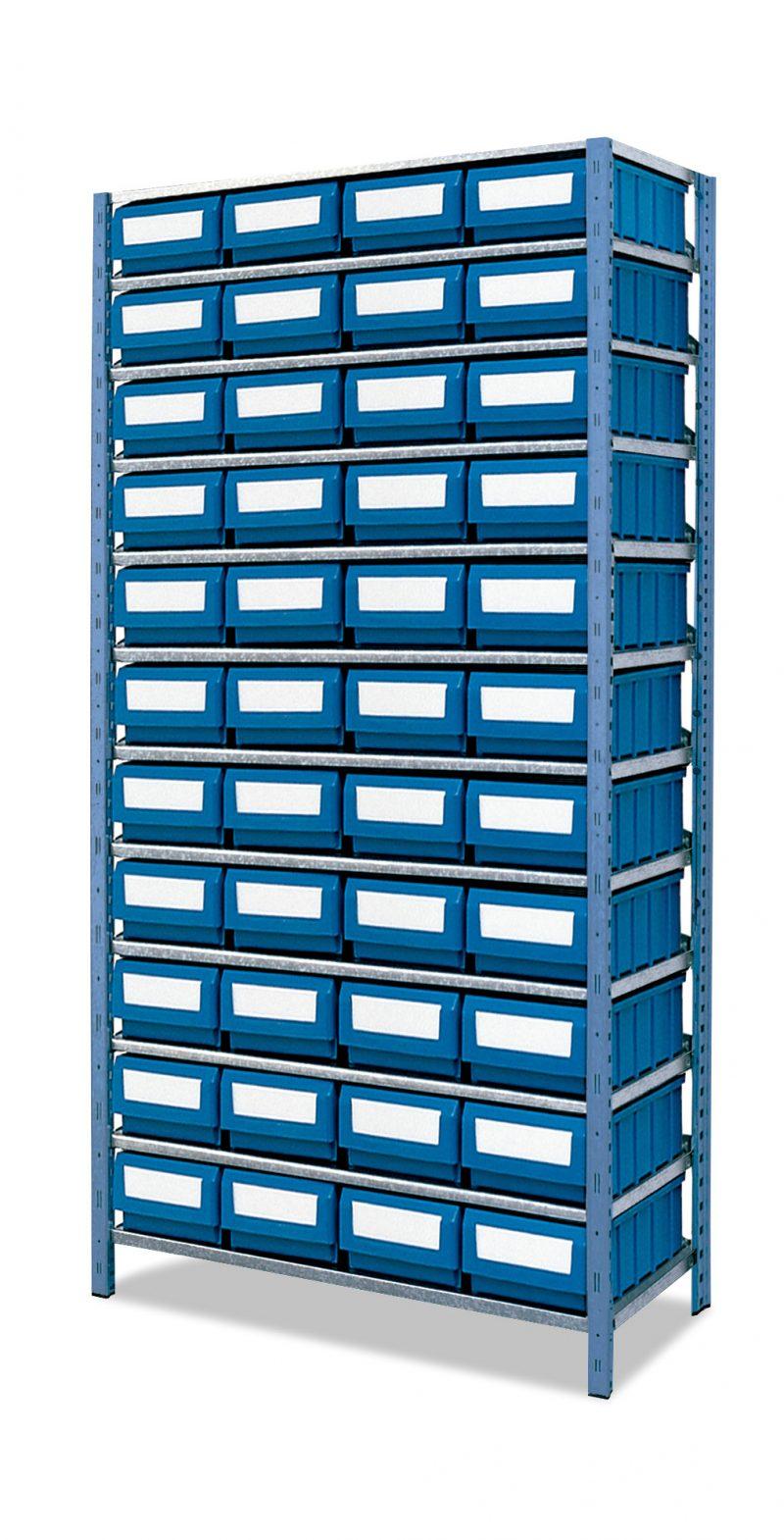 4 kit estanterias metalicas e1592468614958 - Kit estanterías metálicas