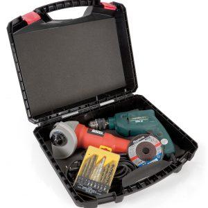 4 maletas herramientas electricas 300x300 - Maletín de herramientas
