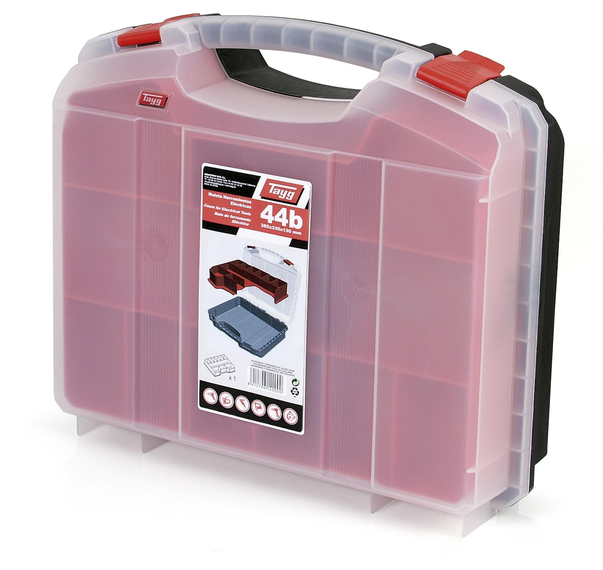 4 maletas herramientas electricas 4 - Maletín de herramientas