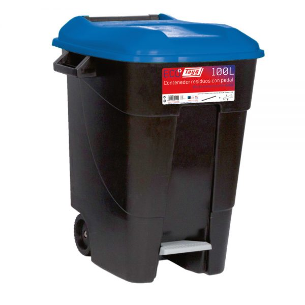 Contenedor residuos 100P