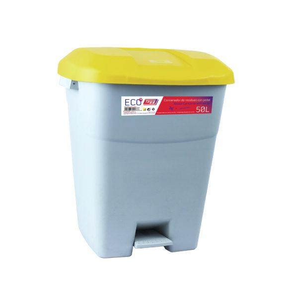 Contenedores de residuos 50P