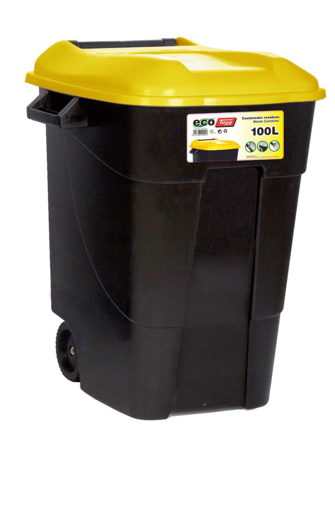 Contenedor residuos 100 L