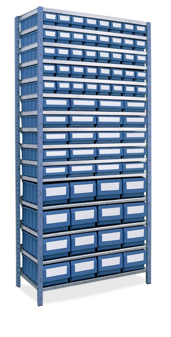 5 kit estanterias metalicas e1592468409585 - Kit estanterías metálicas