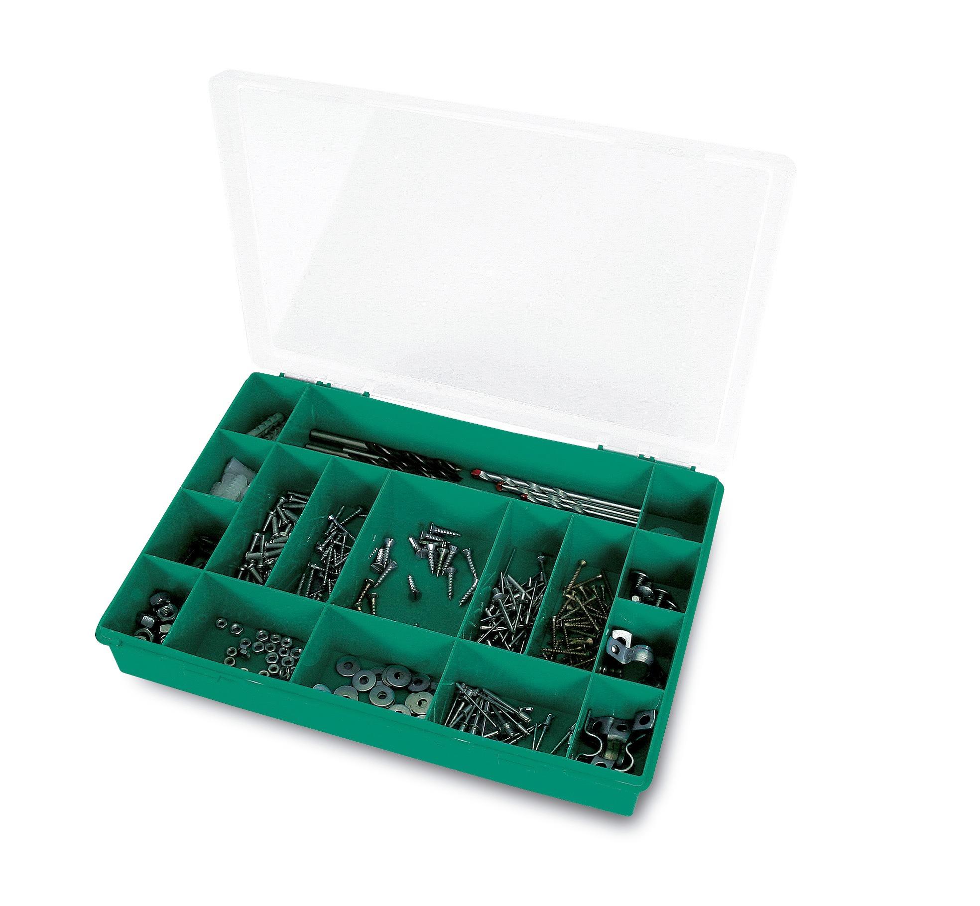 8 mod 13 17 - Estuches Separadores de plástico