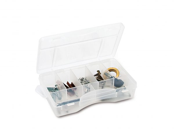 Organiser case with fixed dividers mod. 170-7