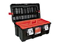 Imagenes producto 41 - Cajas de herramientas de plástico y aluminio mod. 550