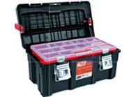 Imagenes producto 42 - Cajas de herramientas de plástico y aluminio mod. 550