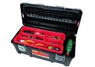 Imagenes producto 43 - Cajas de herramientas de plástico y aluminio mod. 650