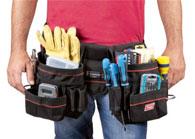 Imagenes producto 57 - Cinturón Herramientas doble profesional