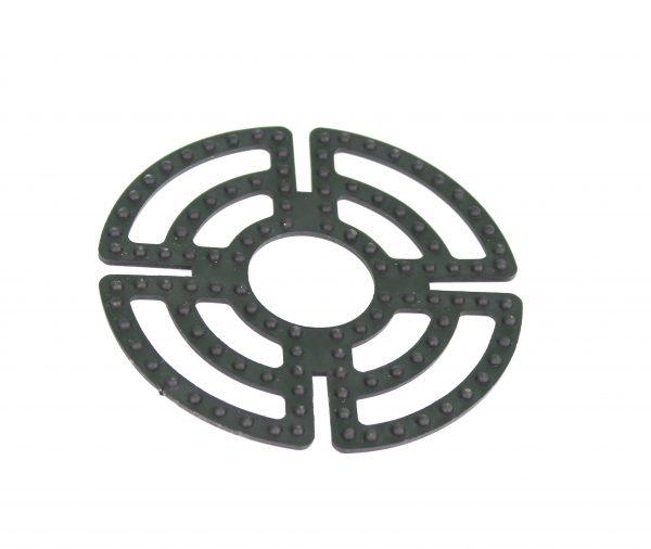amortiguador 600x506 - Amortiguador , Contra rosca y cuña desnivel 5%