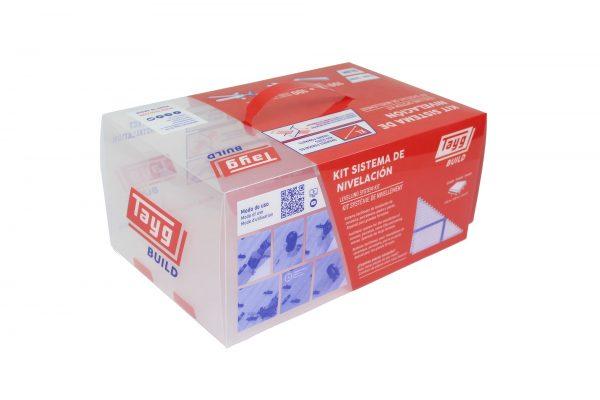 Kit Sistema de nivelación baldosas 1mm-1,5mm