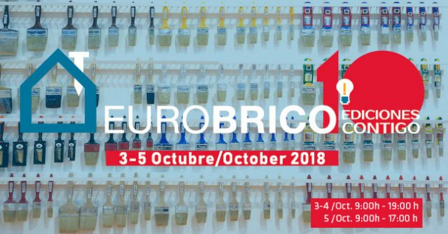 Tayg will be at Eurobrico 2018