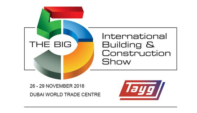 Industrias Tayg at The Big 5 Dubai
