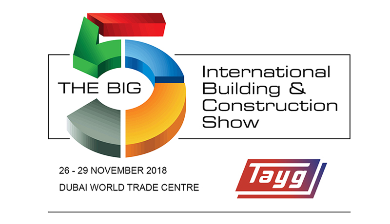 Industrias Tayg en The Big 5 Dubai