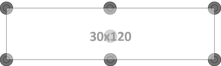 30x120