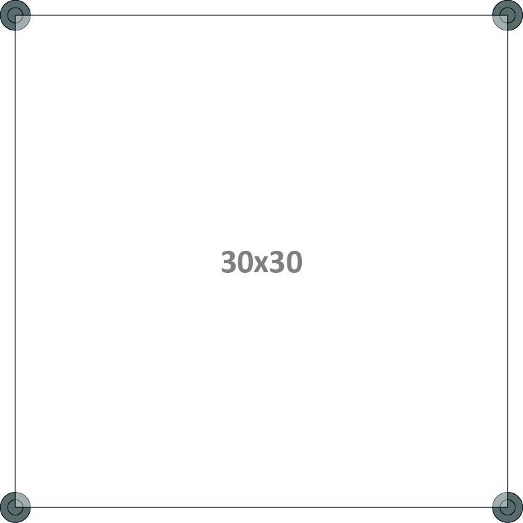 30x30