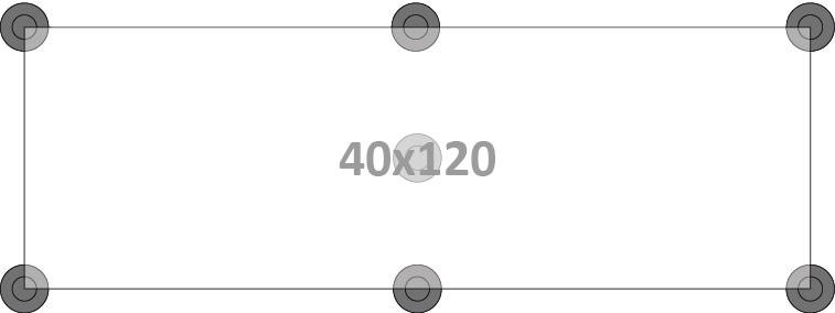 40x120