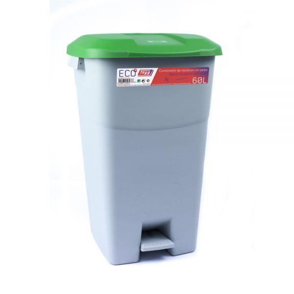 Contenedores de residuos 60P