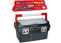 Imagenes producto 1 - Cajas de herramientas de plástico y aluminio mod. 400-450