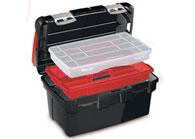 Imagenes producto 2 - Cajas de herramientas de plástico y aluminio mod. 400-450