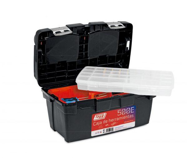 Sin título 4 2 600x508 - Cajas de herramientas de plástico y aluminio mod. 500-600