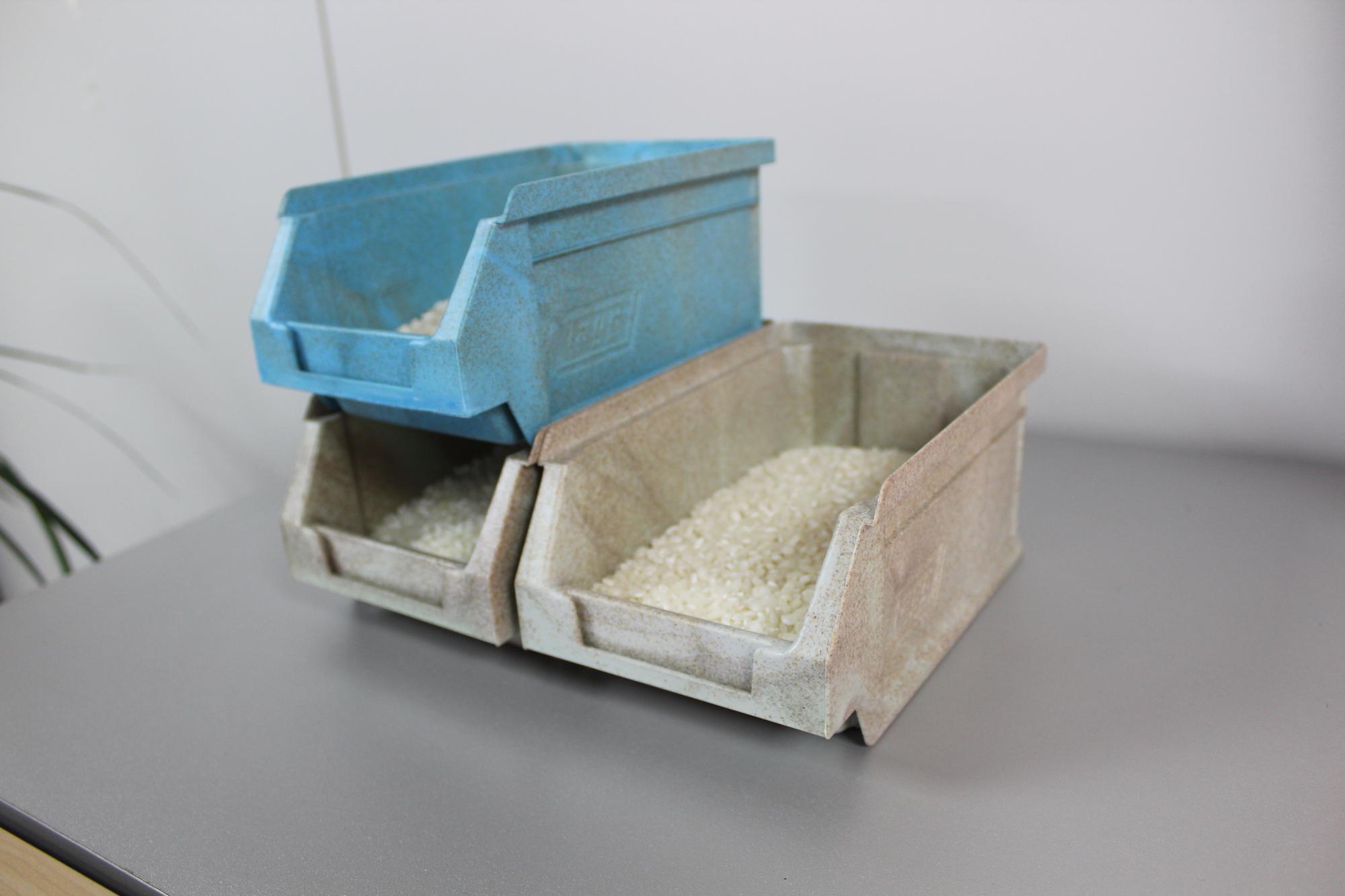 gavetas biodegradables de Tayg