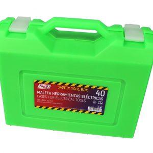 140808 Maleta htas. eléctricas no 40 STB0A 300x300 - Gama Safety Tool Box Range