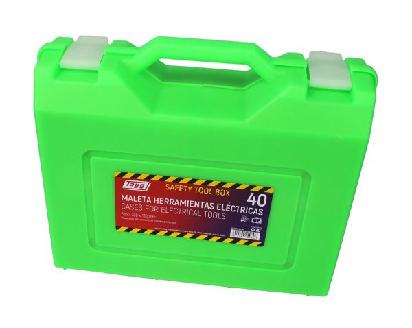 Maleta – Gama Safety Tool Box